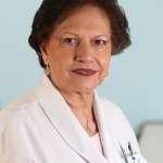 Lair Cleto Michalany administradora hospitalar e técnica de laboratório da Clínica Pediátrica Toporovski, que fica na Avenida Pacaembu